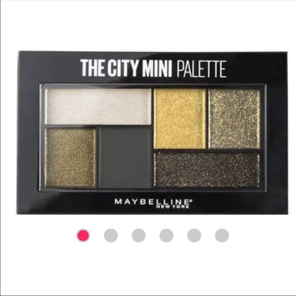 Maybelline The City Mini Palette #420